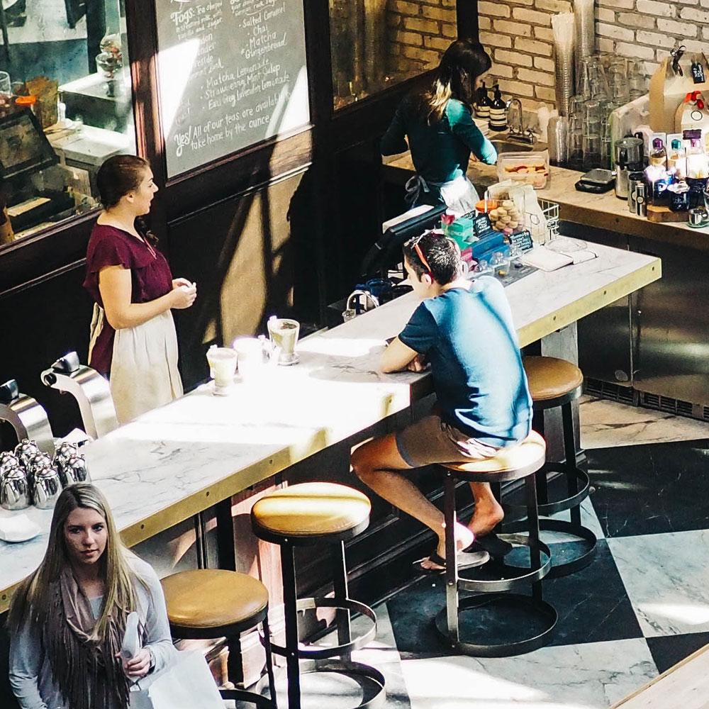 Distribución para hostelería y comercio de proximidad